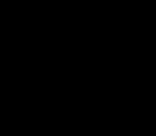 Correntes de linha de carga delta trifásica